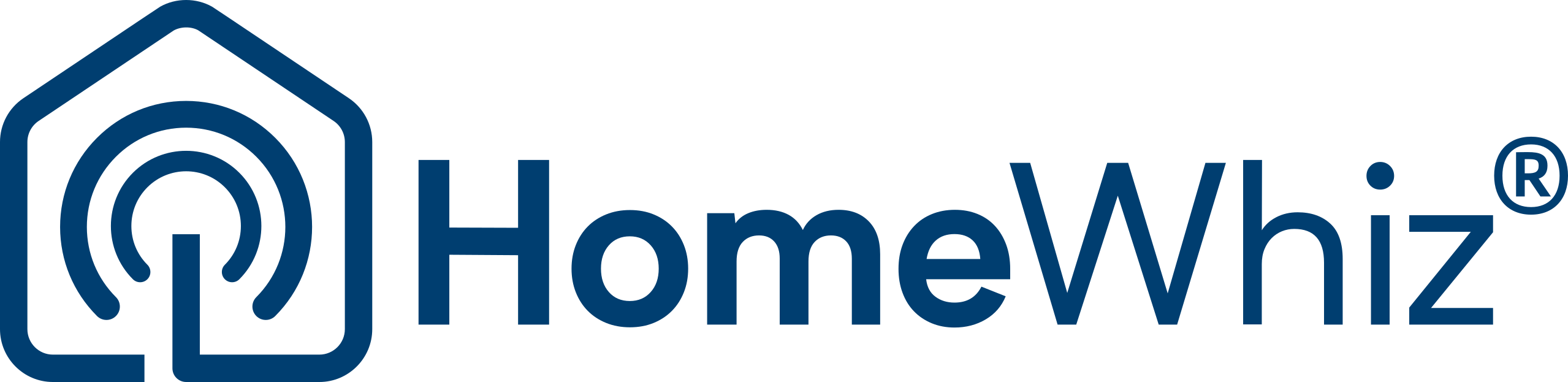 HomeWhiz logo