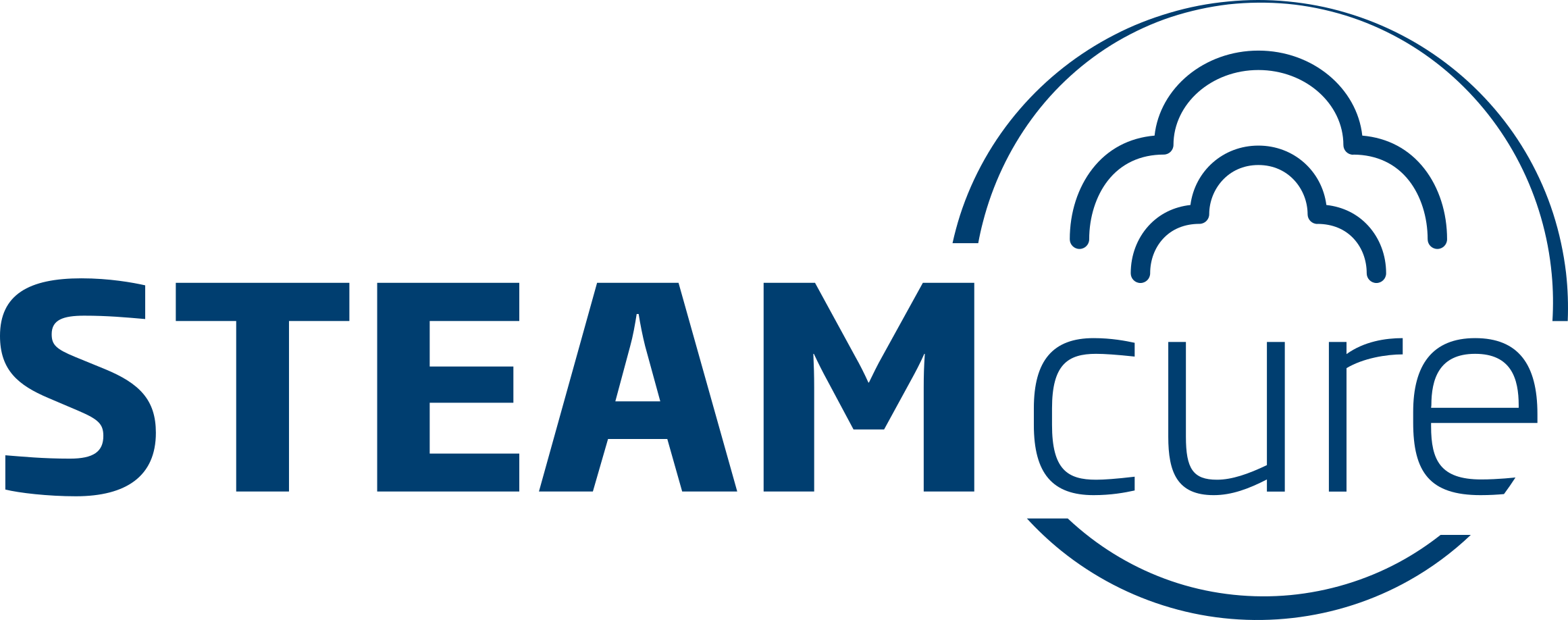 SteamCure logo